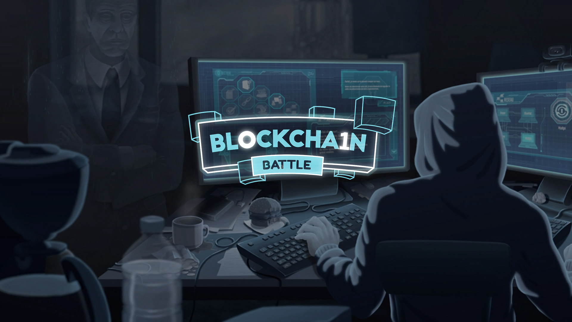 Blockchain Battle